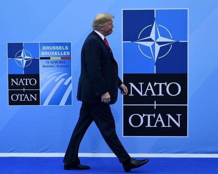 Trump: az Egyesült Államoknak szilárd a NATO melletti elkötelezettsége