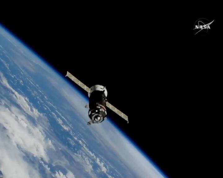 Kevesebb mint négy óra alatt érte el egy orosz teherűrhajó az űrállomást
