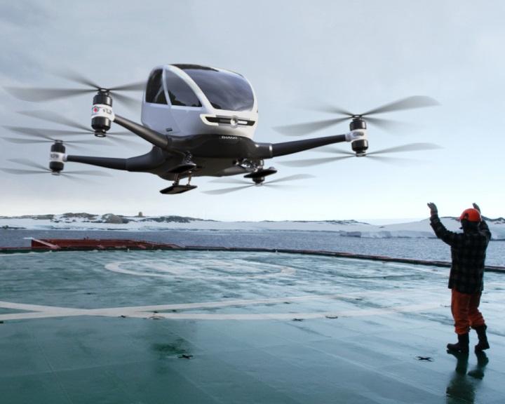 Új csoportos drónvezérlést alkottak az ELTE kutatói