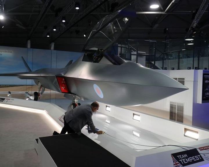 Pilóta nélküli vadászrepülőgépet fejleszt Nagy-Britannia