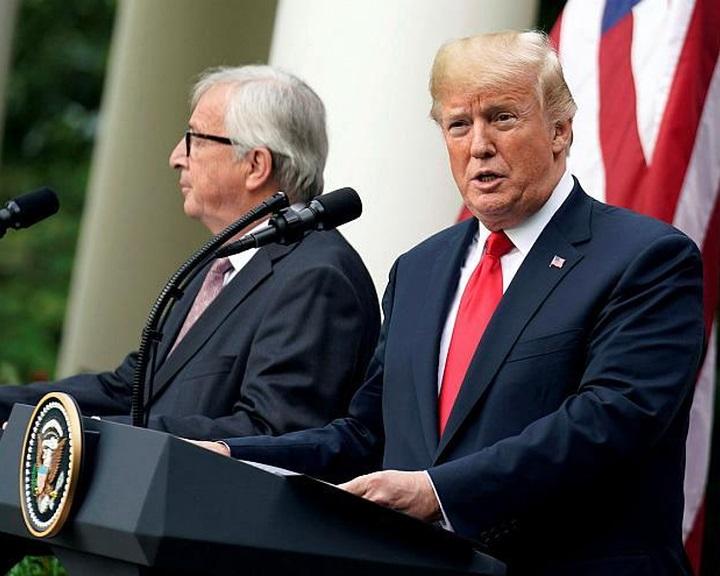 Trump: új szakasz kezdődik Washington és az Európai Unió kapcsolatában