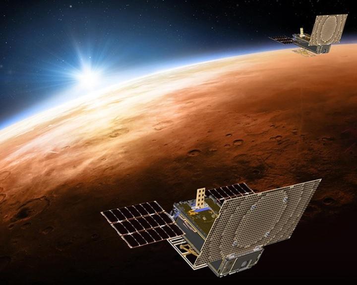 Felszín alatti sós tavat találtak a Marson