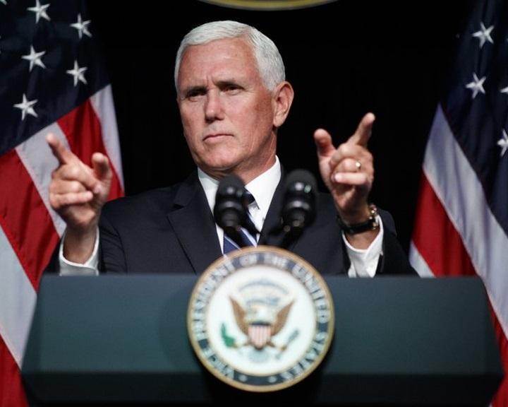 Mike Pence: Elérkezett az idő az Egyesült Államok űrhaderejének felállítására