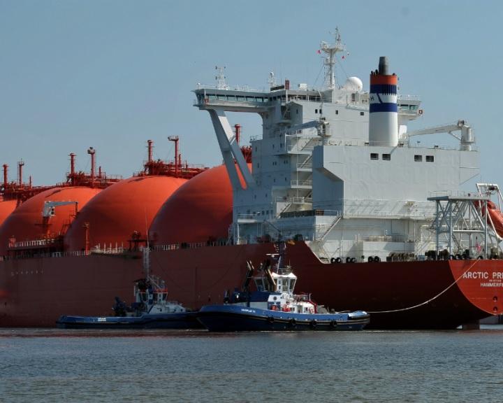 Nő az amerikai cseppfolyósított földgáz behozatala az EU-ban
