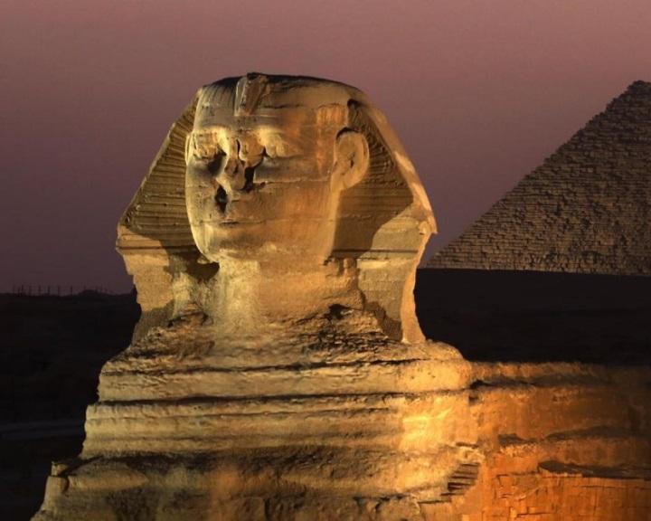 Újabb Szfinxre bukkanhattak a föld alatt Egyiptomban