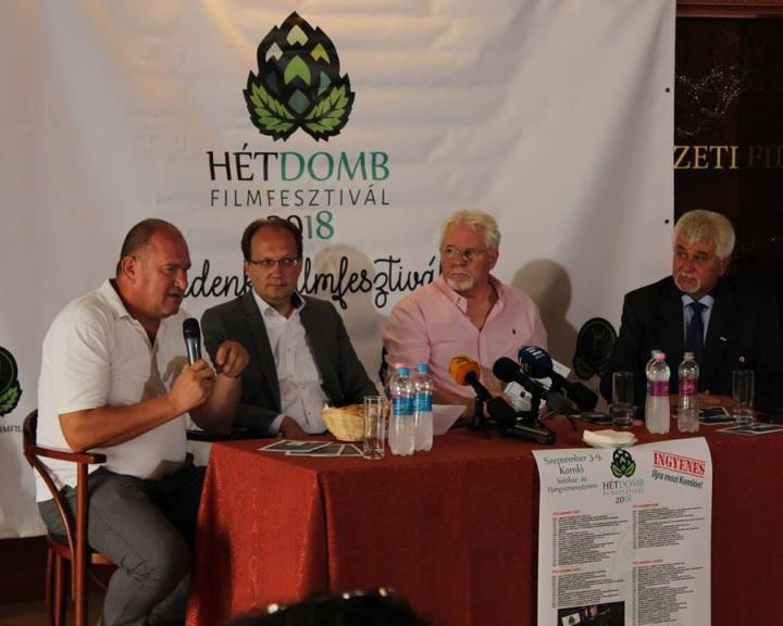 Több mint 100 filmet vetítenek a második Hét Domb Filmfesztiválon