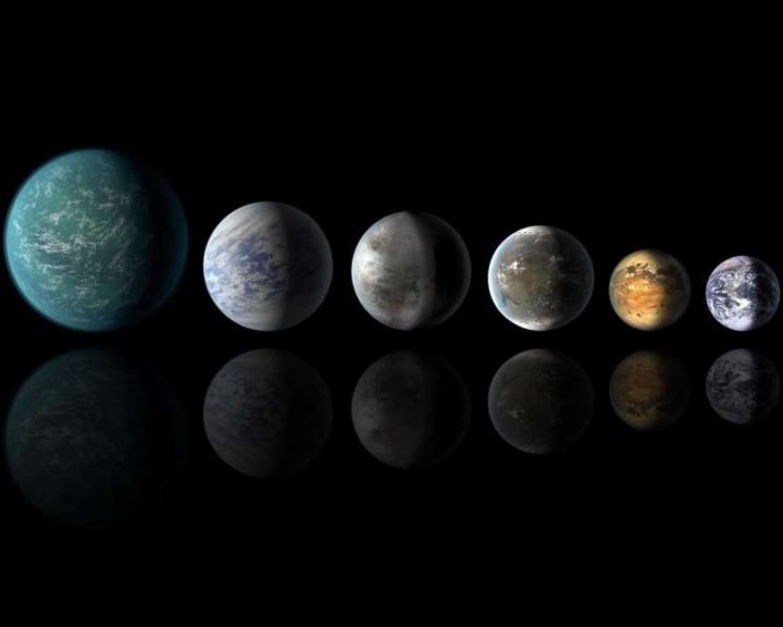 Sokkal több exobolygón van jelen a víz