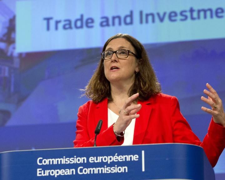 Megkezdődött a tárgyalássorozat az amerikai-európai kereskedelmi vita rendezéséről