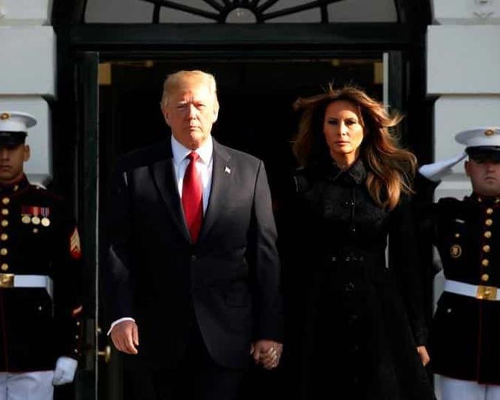 Trump: Amerika soha nem adja meg magát a zsarnokságnak