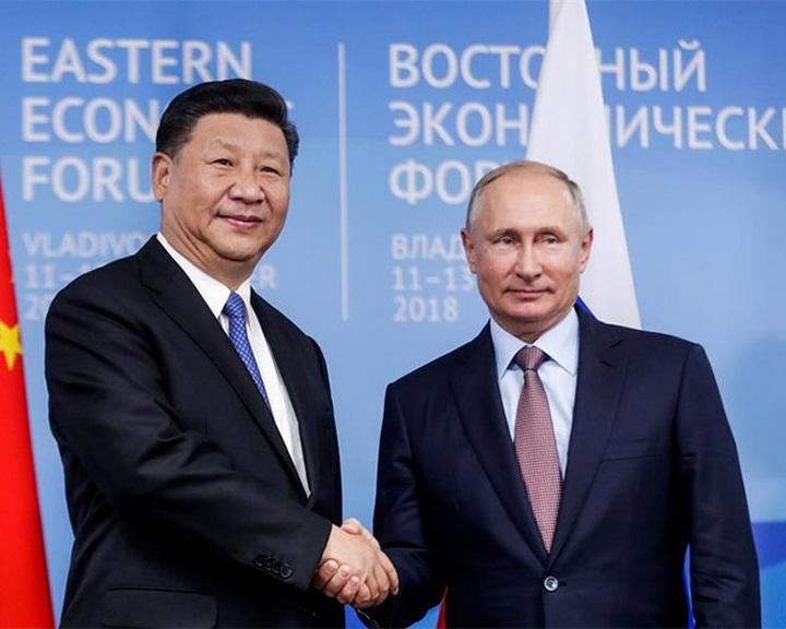 Az orosz és a kínai elnök egyetértett a nemzeti fizetőeszközökben történő elszámolás kiterjesztésében