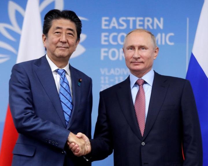 Putyin az év végéig békeszerződést szeretne kötni Japánnal