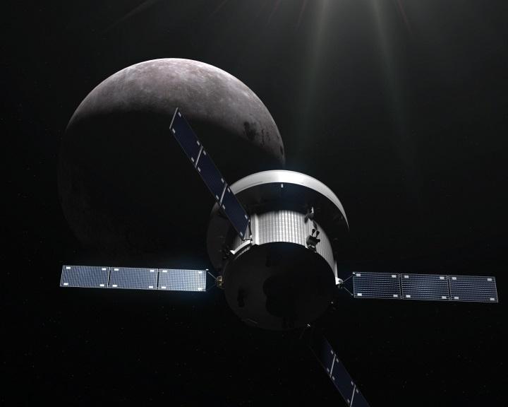 Magyar részvétel az Orion űrhajó Hold körüli repülésének programjában