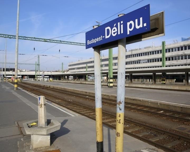 Két hétre lezárják a Déli pályaudvart októberben