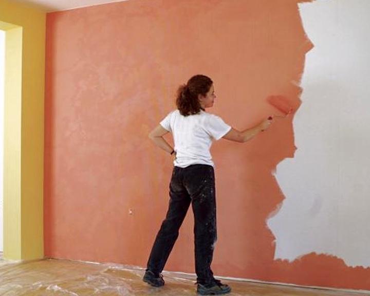 Jövő ősszel léphet piacra a Poli-Farbe a fűtésre alkalmas falfestékkel