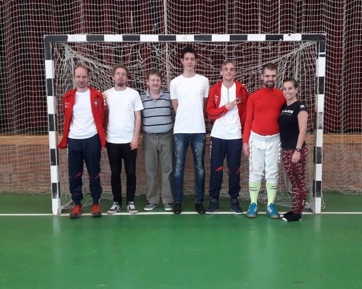 Vívóhírek: A Villa Complov SC a Pécsi Kupa masters öttusa versenyen