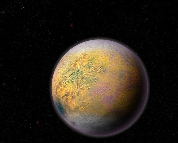 Új égitest a Naprendszer peremén