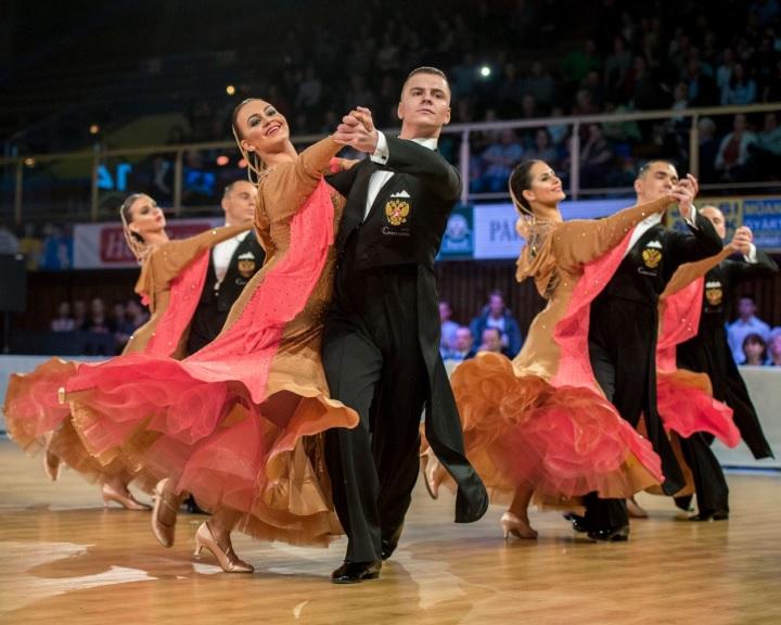 A tánc a lélek rejtett nyelve - Standard Táncok Formációs Világbajnoksága