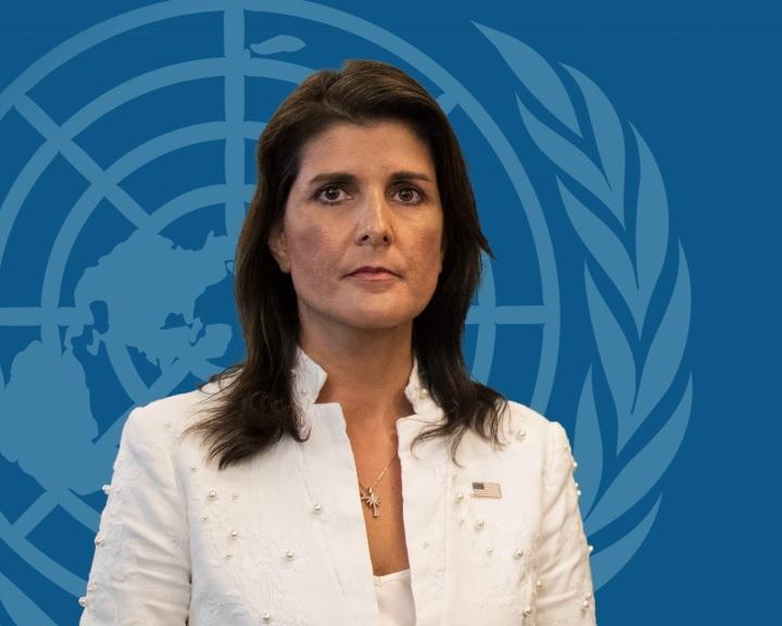 Lemondott Nikki Haley amerikai ENSZ-nagykövet