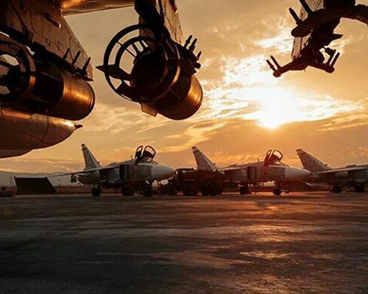 Moszkva: amerikai felderítőgépről vezéreltek egy Hmejmím elleni dróntámadást
