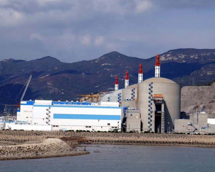 Üzembe helyezte a Roszatom a kínai Tianwani Atomerőmű negyedik blokkját