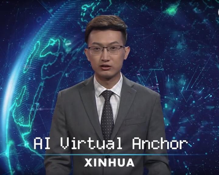 A kínaiak már gépi hírbemondót is használnak a hírek terjesztéséhez