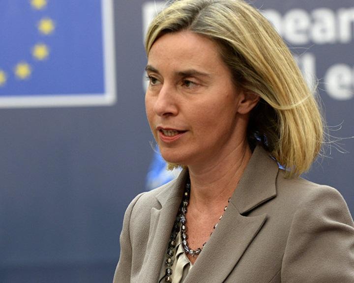 Mogherini: rendkívül aggasztó a nukleáris rakétavédelmi szerződés sorsa