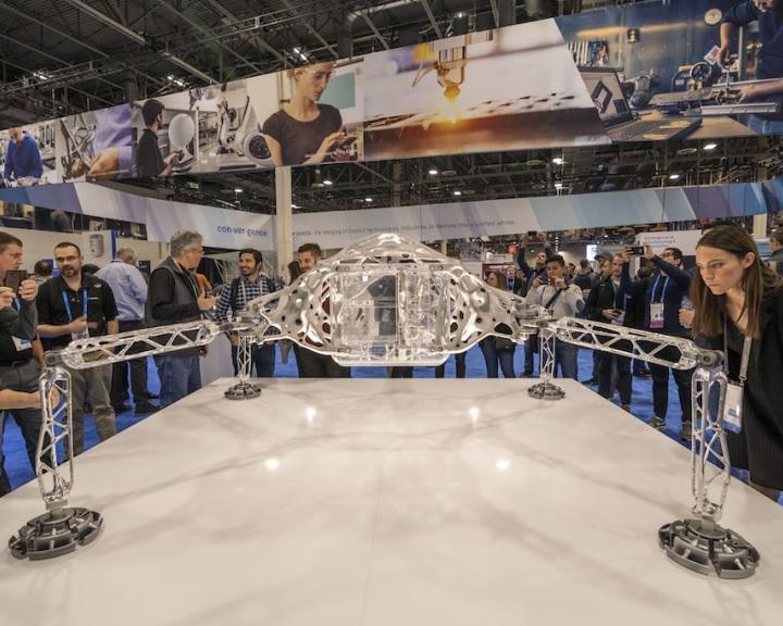 Robotgyártásban segít a NASA-nak az Autodesk