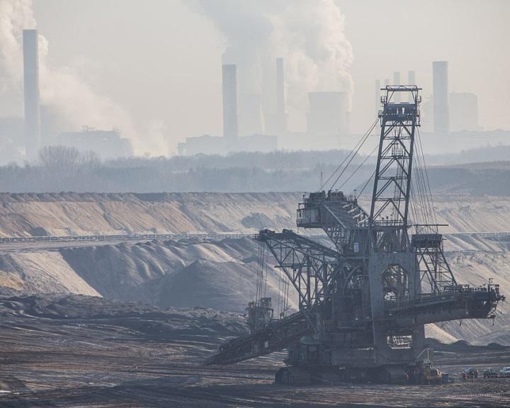 Klímaegyezmény - Túl sok szenet éget el Németország