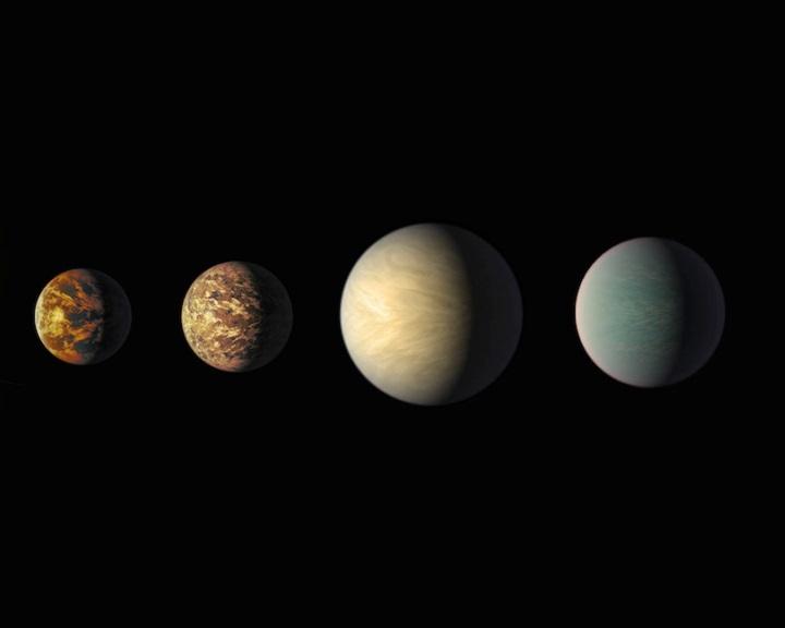 104 új exobolygó felfedezését jelentették be