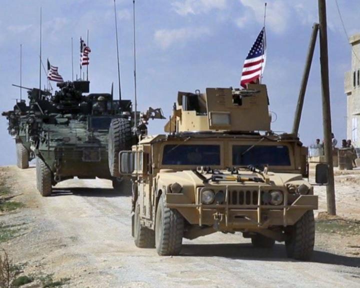 Kivonulnak Szíriából az amerikai csapatok