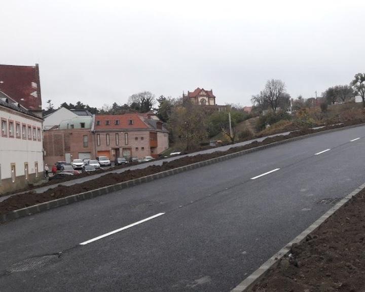 Jövőre zárul Pécs mecsekoldali úthálózatának egymilliárdos fejlesztése