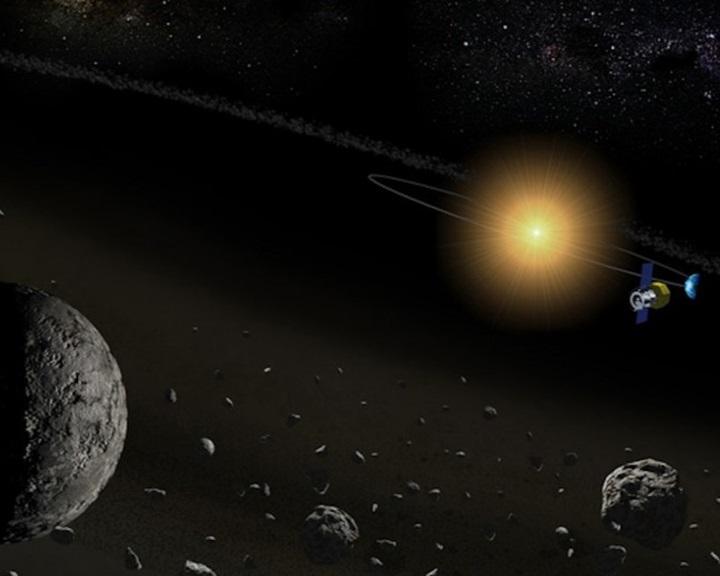 Az Akari japán műhold számos kisbolygón észlelte víz nyomát