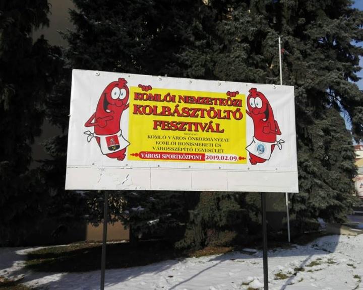 Telt ház lesz a komlói kolbásztöltő fesztiválon