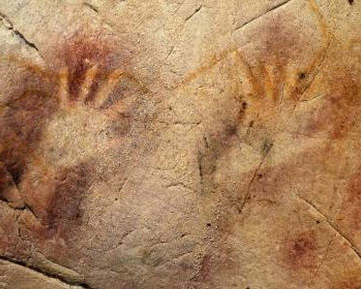 A világhírű spanyol Altamira-barlangban újabb, 20 ezer évesre becsült kéznyomatokat azonosítottak