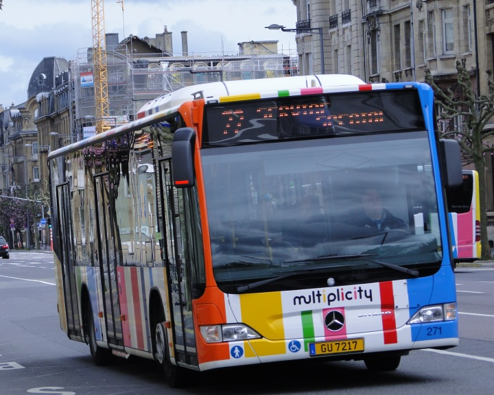 Ingyenes lesz a tömegközlekedés Luxemburgban