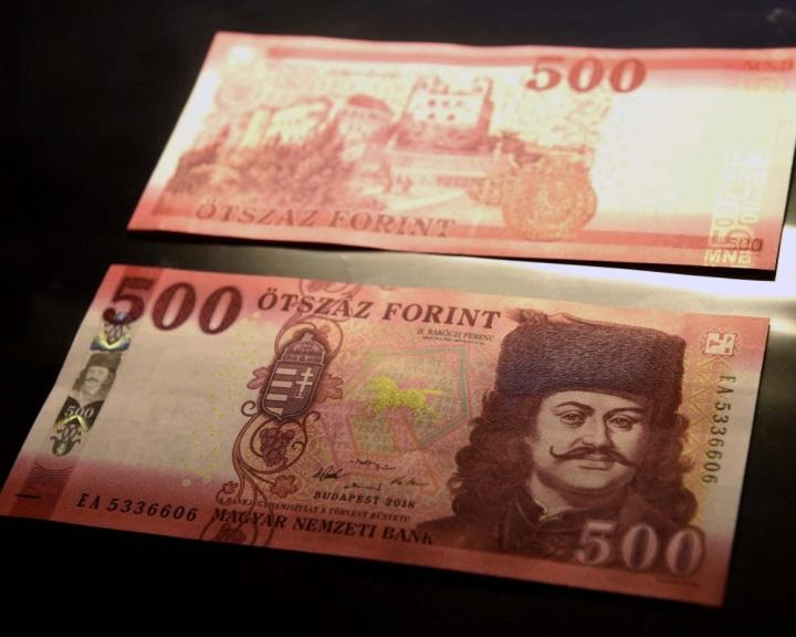 Pénteken új bankjegy kerül forgalomba