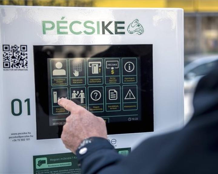 Bemutatkozik a PécsiKe, a város új elektromos közbringája