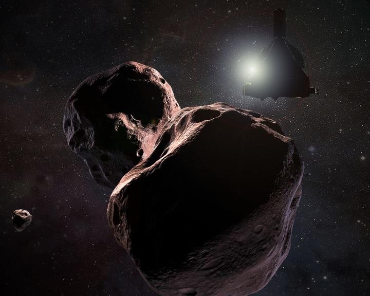 New Horizons : Nagy felbontású képek az Ultima Thule égitestről