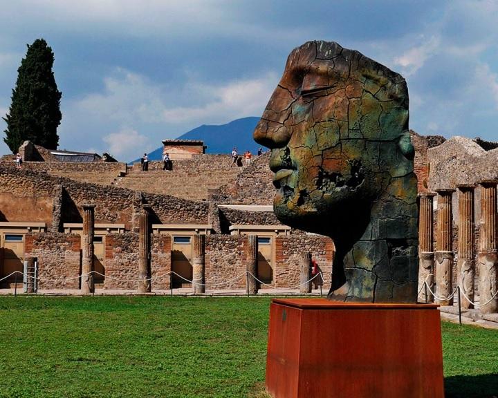 Egy új kutatás derítette fel, hová menekültek a pompeji túlélők