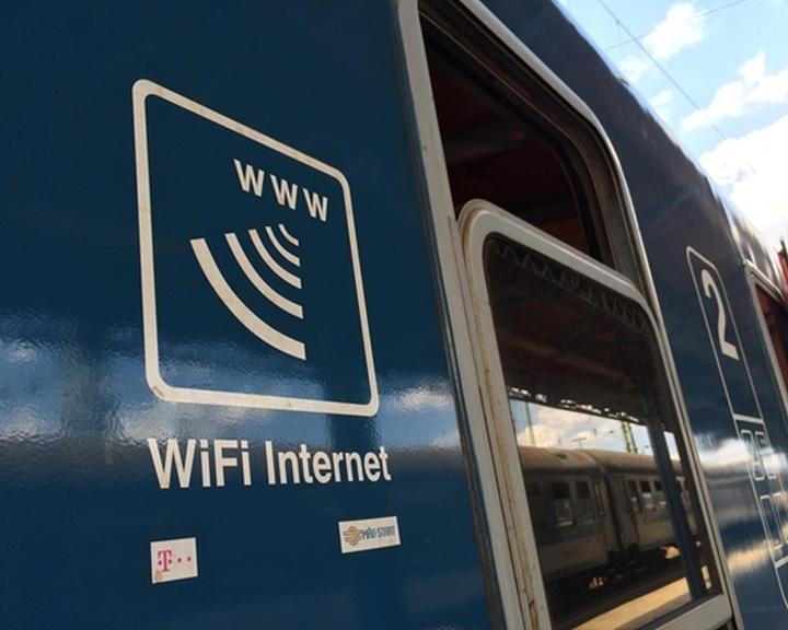 MÁV: gyorsabb lesz a vezeték nélküli internet a vasúti kocsikban