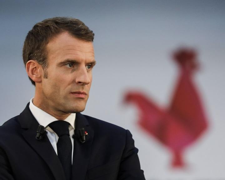 Macron európai újjászületést akar a nacionalista befelé fordulással szemben