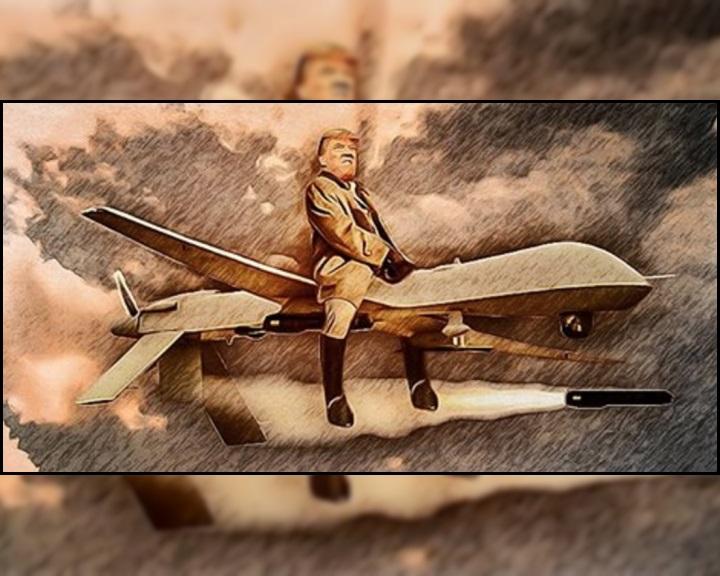 A CIA-nak ezentúl nem kell jelentést tennie az amerikai dróntámadások civil áldozatairól