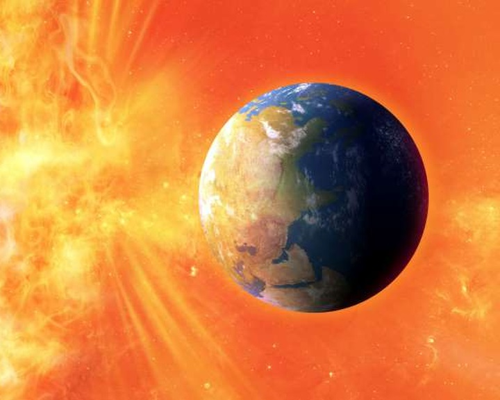 Több mint kétezer éve történt napkitörés nyomaira bukkantak kutatók Grönlandon
