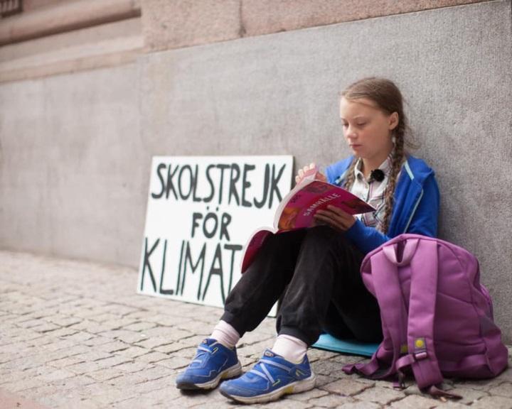 A felnőtteknek csatlakozniuk kell a diákok éghajlatvédelmi mozgalmához