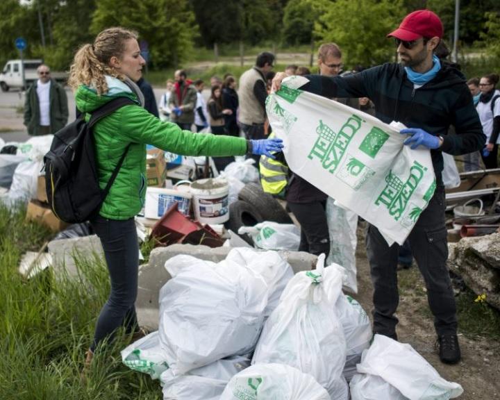TeSzedd! - Hétfőn indul az önkéntes hulladékgyűjtés
