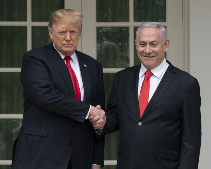 Trump hivatalosan is elismerte Izrael fennhatóságát a Golan-fennsík felett
