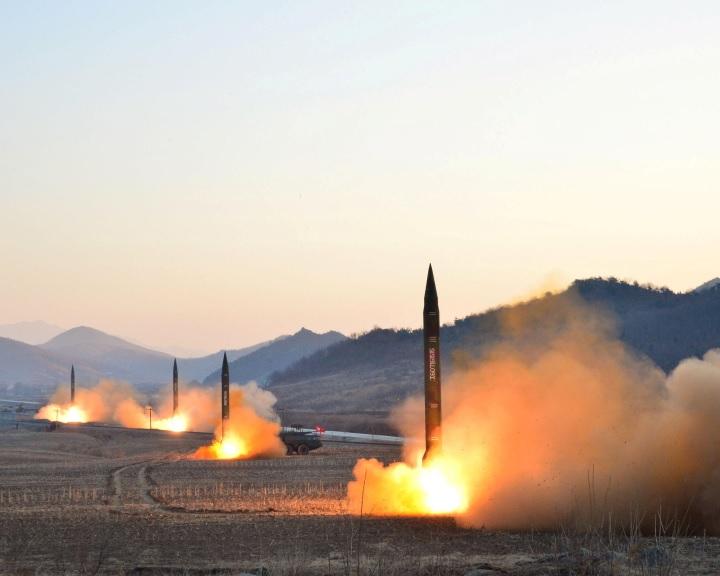 Az USA sikeres kísérletet hajtott végre ballisztikus rakétákat elfogó rendszerrel