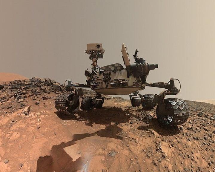 Metánszivárgást észleltek a Marson