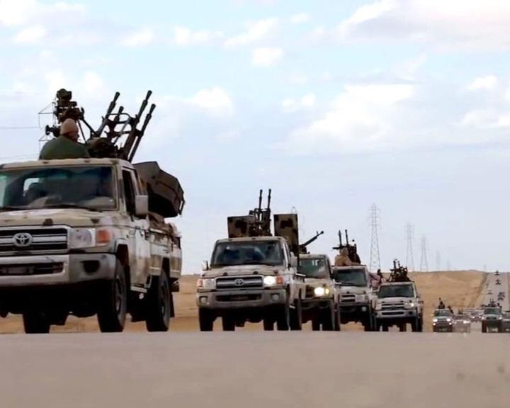 Líbia - Támadásai leállítására szólította fel Haftar tábornokot az EU