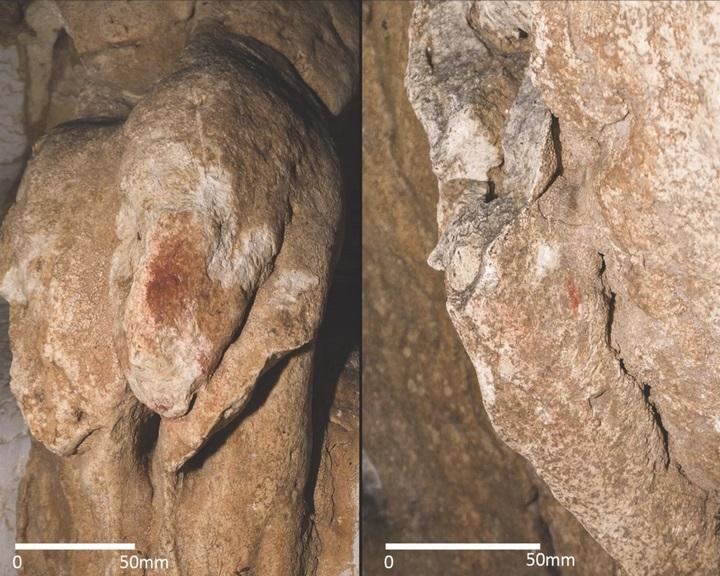 Őskőkorszaki barlangrajzokra bukkantak régészek Horvátországban